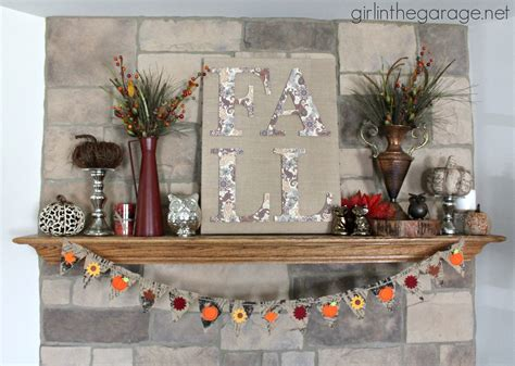 Cozy Elegance Creative Ways To Decorate Your Mantel For Fall