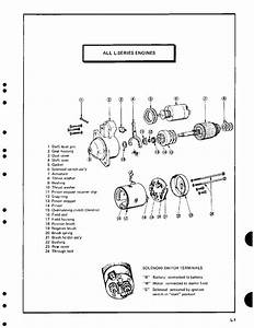 Datsun Electrical Service Training Manual Part 2