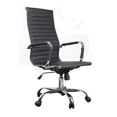 chaises bureau design chaise bureau design achat vente chaise de bureau noir