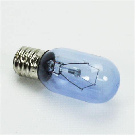 refrigerator light bulb 241552807 frigidaire refrigerator light bulb ebay