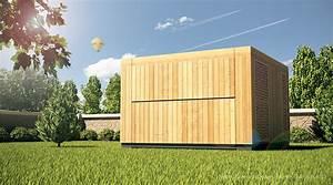 Gartenhaus Modernes Design : gramsch design gartenhaus ~ Markanthonyermac.com Haus und Dekorationen
