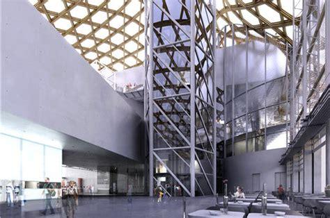 Le Centre Pompidou Metz En Images  Intérieur Du Forum