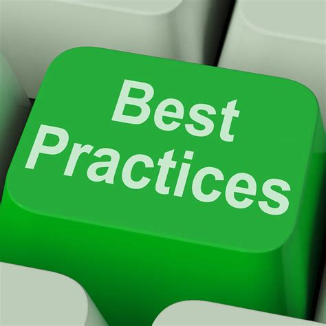 best practices document management best practices