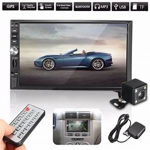 Camera De Recul Bluetooth : tempsa 7 autoradio double din bluetooth cam ra de recul ~ Farleysfitness.com Idées de Décoration