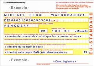 Iban Berechnen Postbank : watchband24 bracelet de montre boutique ligne mode de paiement ~ Themetempest.com Abrechnung
