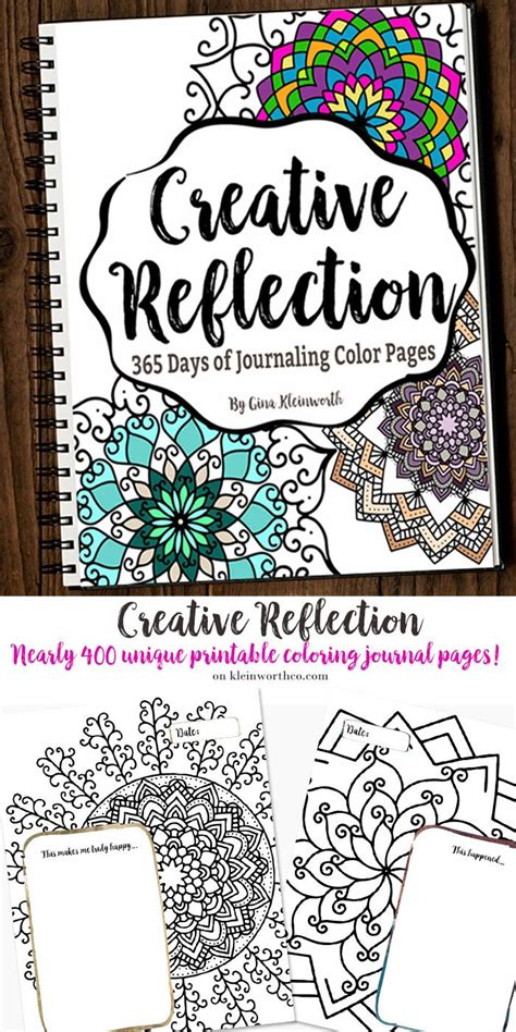 Coloring Journal by 1000 Images About Para Colorear On Mandala