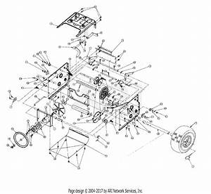 Mtd 31ae880h352  1998  Parts Diagram For Drive