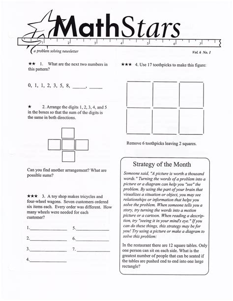 Math Fun Worksheets For Kids  Activity Shelter