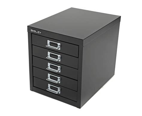 Bisley Cabinet 5 Drawer Filing Cabinets Storage