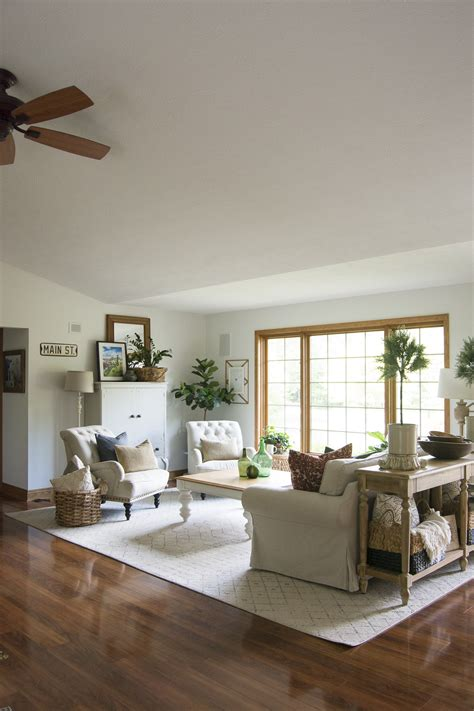 Vintage Farmhouse Decor   Living Room Update   Grace In My ...