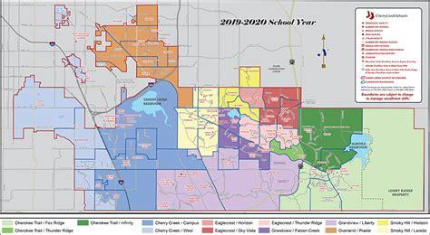 district district map