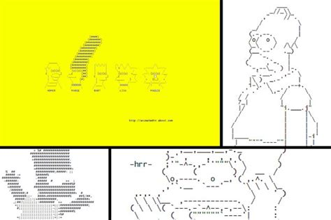 Best 25+ Ascii Art Ideas On Pinterest