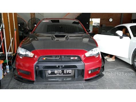 Mitsubishi Lancer Evolution Automatic by Jual Mobil Mitsubishi Lancer Evolution 2012 Evolution X 2