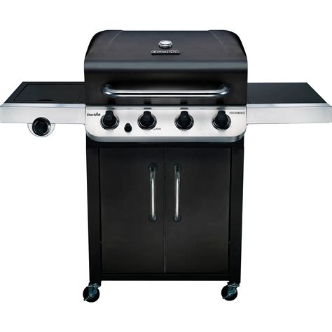 New Char Broil Black Patio by Char Broil 4 Burner Gas Grill All Black