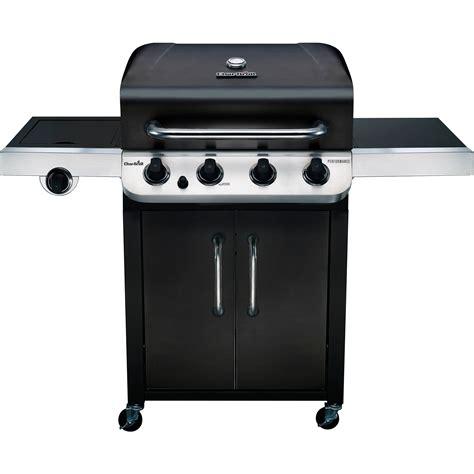 gasgrill 4 flammig char broil 4 burner gas grill all black ebay