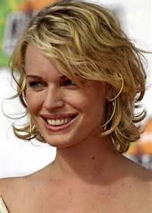 Short Curly Hairstyles for Thick Wavy Hair