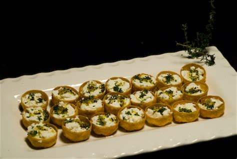 fillings for canapes canapé cups sauce and sensibility