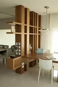 Separation Salon Chambre : 1001 id es pour la s paration chambre salon des ~ Zukunftsfamilie.com Idées de Décoration