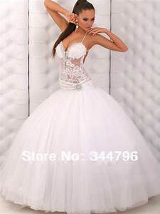 Sparkling Strapless Sweetheart Beaded Corset Lace Bodice ...