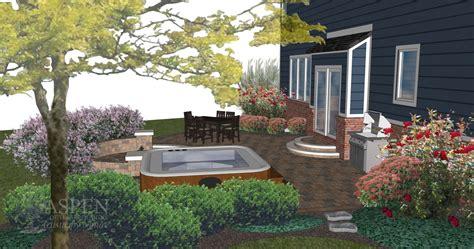 landscape design exles landscape design exles aspen outdoor design