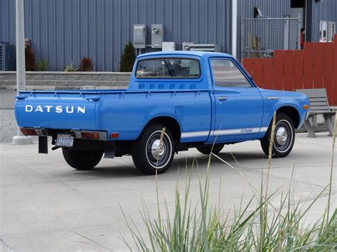 1976 Datsun Truck by Lil Hustler 1976 Datsun Time Capsule