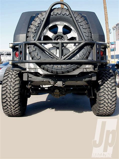 jeep wrangler bumpers  wheel carriersevo photo   present jeep