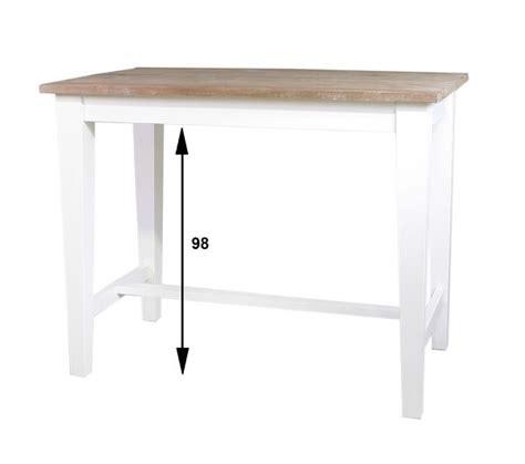 table bar haute cuisine pas cher pieds table haute pas cher