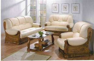 sofa furniture wood leather sofa set mw furniture source malaysia