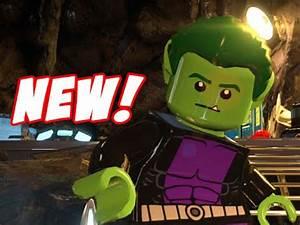 LEGO BATMAN 3 - BEYOND GOTHAM - GAMESCOM REVEALS! BEASTBOY ...
