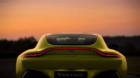 2018 Aston Martin Vantage 4k 4 Wallpaper