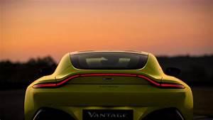 2018 Aston Martin Vantage 4K 4 Wallpaper | HD Car Wallpapers