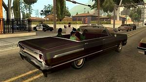Grand Theft Auto San Andreas HD Is Out Today On Xbox 360