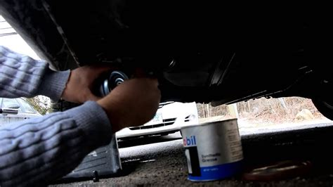 replace  volvo sr fuel filter youtube