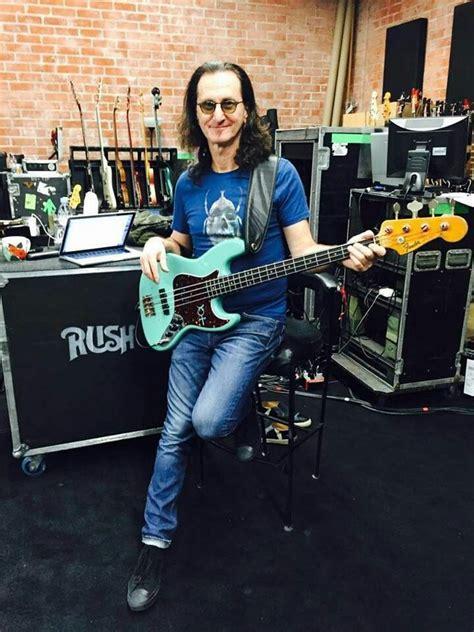 Rush Geddy Lee '60 Bass | Rush concert, Rush band, Rush music