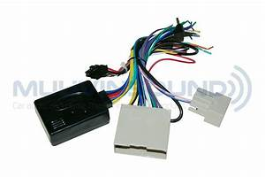 Ford Flex 2008 2009 2010 Radio Wire Interface Aftermarket