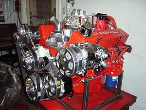 How To Build A Chevy 350 Engine