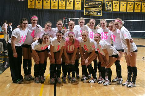 volleyball team impressive    win  bethany lutheran posted  october st