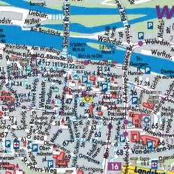 architektur frankfurt karte regensburg stadtplandienst deutschland