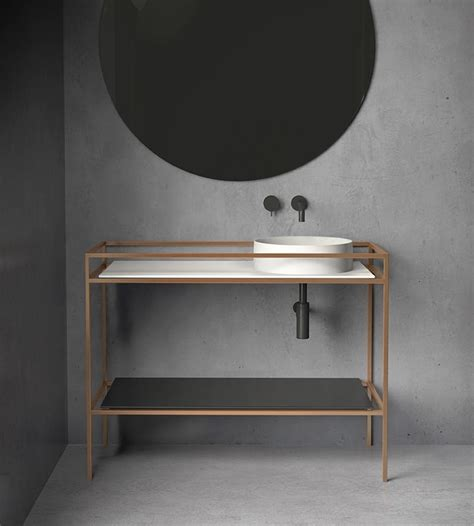 galassia arredamenti ceramic shelves tabulae by galassia 浴室柜 arredamento
