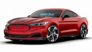 The new generation Ford Mustang will receive a hybrid V8 and four-wheel drive