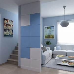 Cloison Amovible Ikea : cloison amovible bicolore ~ Melissatoandfro.com Idées de Décoration