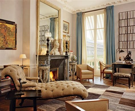 insiders    parisian home  jacques grange architectural digest
