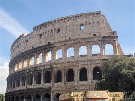 Pedal Pushers Roman Colosseum