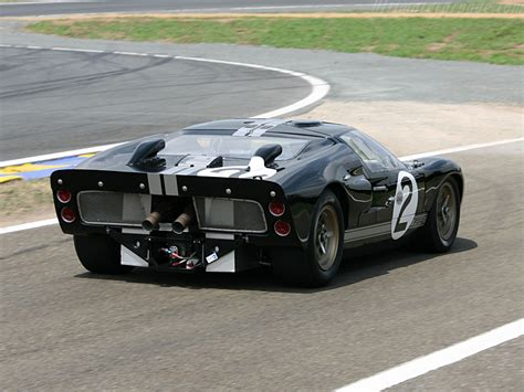 3dtuning Of Ford Gt40 Mkii Coupe 1966 3dtuningcom