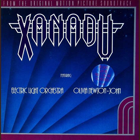 Electric Light Orchestra All Over The World by From The Original Soundtrack Xanadu Electric Light