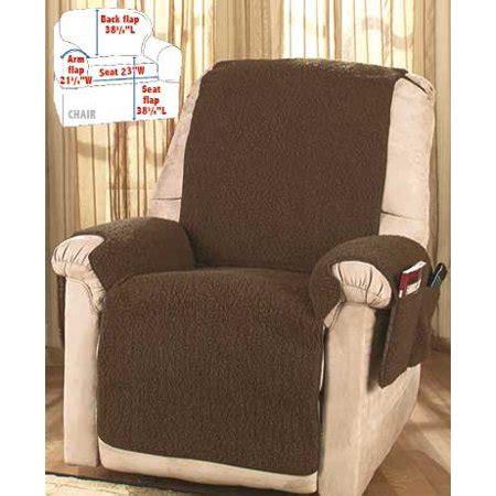 covers at walmart fleece recliner covers brown walmart