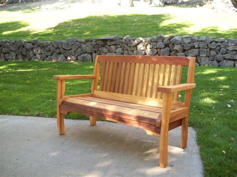 handbuilt hardwood lawn furniture tl cedar