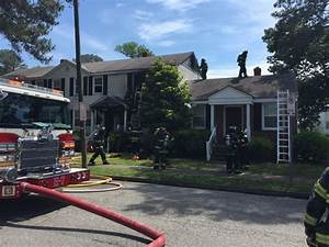 No injuries reported after Newport News townhouse fire ...