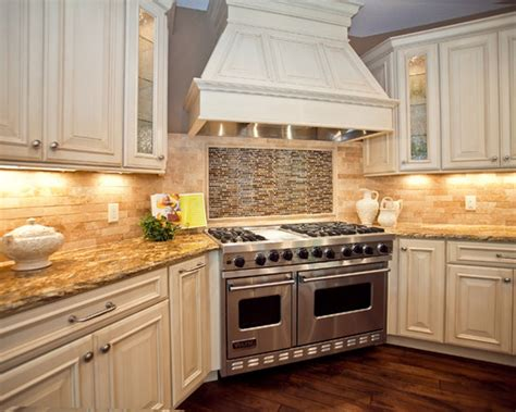backsplash ideas for white kitchen glass tile backsplash ideas with white cabinets