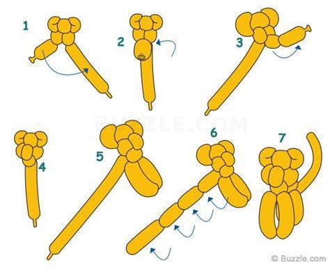 how to make balloon animals balloons balloon animals and tigers on pinterest